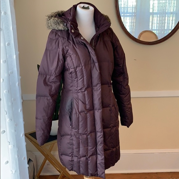 Eddie Bauer Jackets & Blazers - Eddie Bauer Goose Down Women's Parka Brown in EUC
